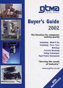 GTMA Buyer's Guide 2002