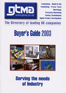 GTMA Buyer's Guide 2003